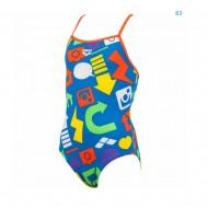 ARENA купальник детский ICON JR ONE PIECE
