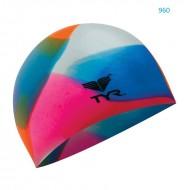 TYR шапочка для плавания KALEIDOSCOPE