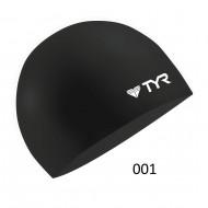 TYR шапочка для плавания WRINKLE FREE SILICONE CAP